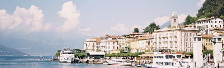 Lake Como on Hasselblad